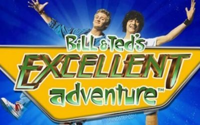 Bill and Ted's Excellent Adventure Casino Game